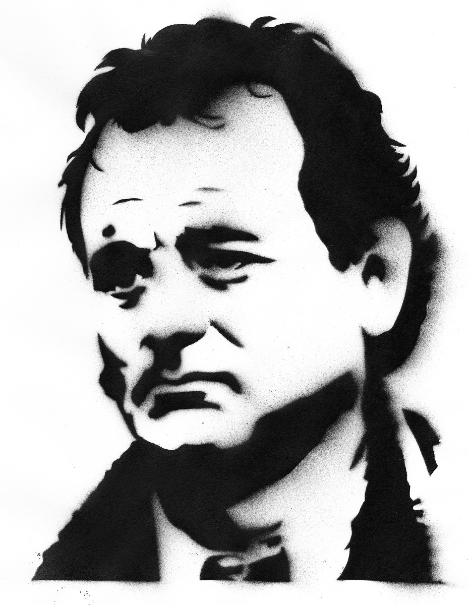 930x1200 Bill Murray Can A Painting Save A Life By Techgnotic