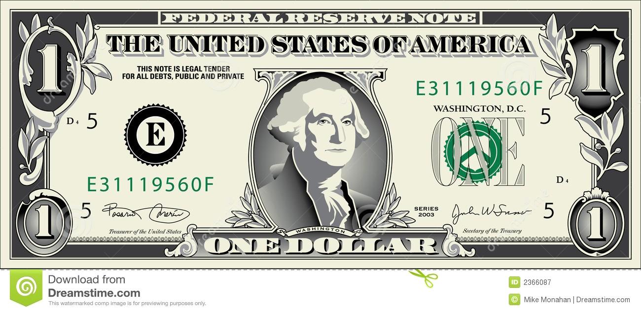 1300x635 Dollar Bills Vector Clipart 1 16 Bill Clip Art