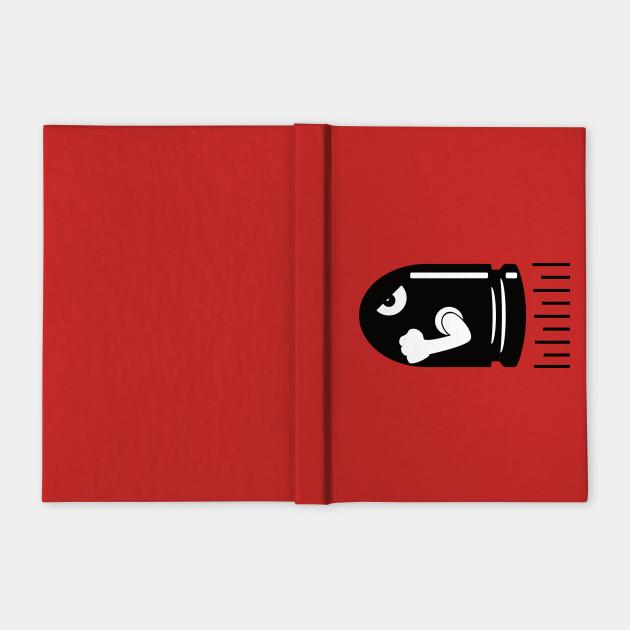 630x630 Super Mario Bullet Bill Vector