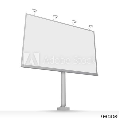 500x500 Advertising Construction For Outdoor Advertising Mid Billboard