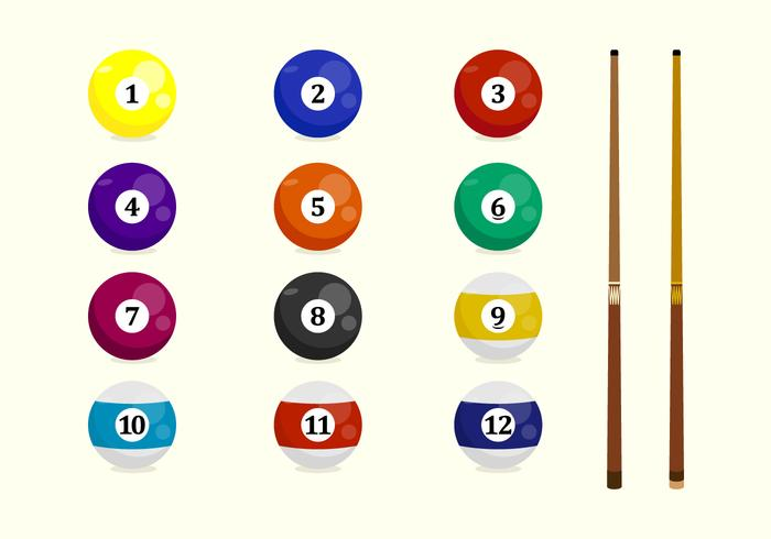Billiard Vector