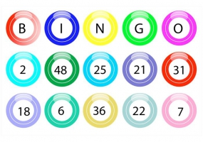 285x200 Bingo Ball Free Vector Graphic Art Free Download (Found 3,923