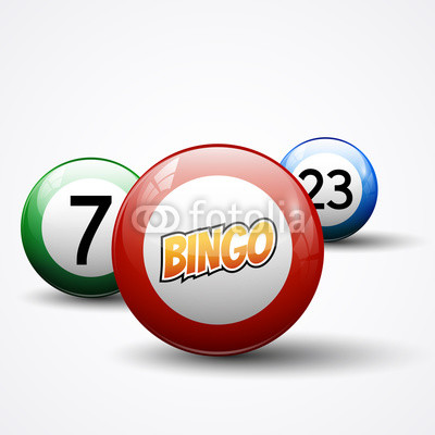 400x400 Lottery Bingo Balls, Vector Illustration Buy Photos Ap Images