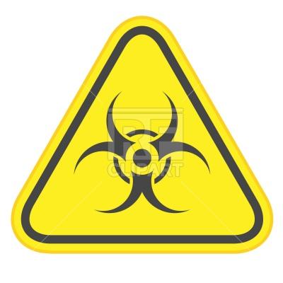 400x400 Biohazard Sign Vector Image Vector Artwork Of Signs, Symbols