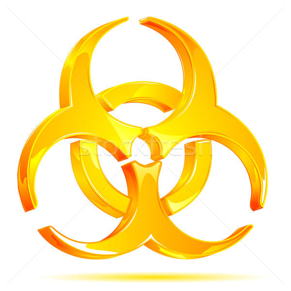 Biohazard Symbol Vector At Getdrawings Free For Personal Use