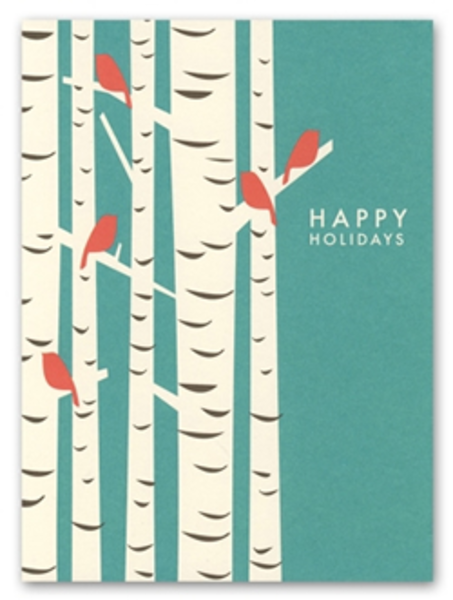 453x600 Birch Tree Holiday Cards By Snow And Graham Free Images