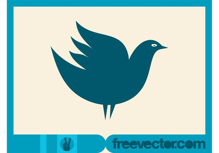 700x490 Bird Icon Vector