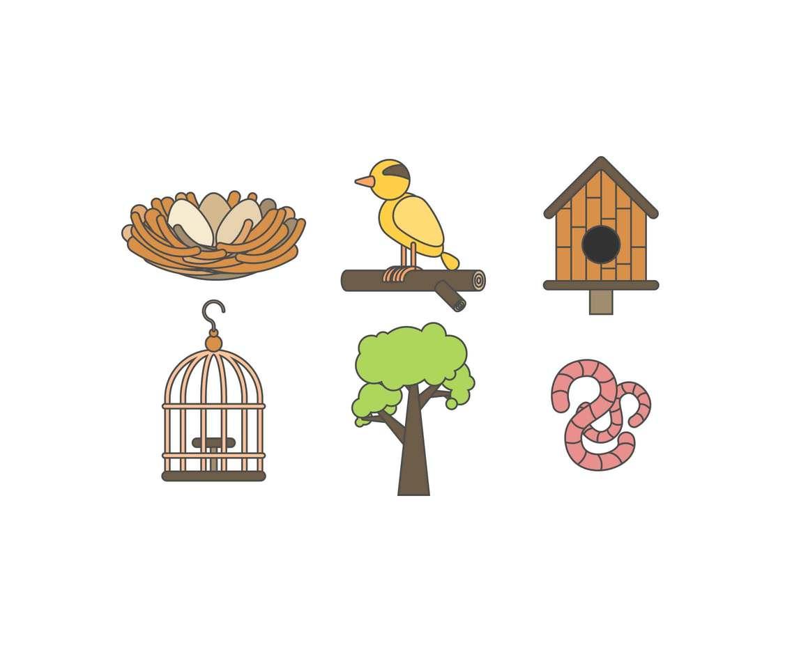 1136x936 Free Bird Nest Vector Vector Art Amp Graphics