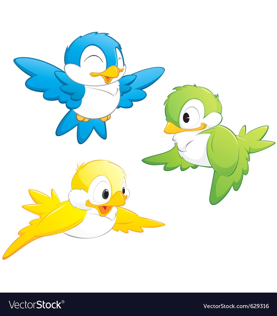 949x1080 Cute Cartoon Birds Vector 629316 17 Bird