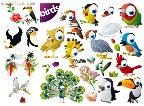 500x368 Bird Free Vector Download (2,737 Free Vector) For Commercial Use
