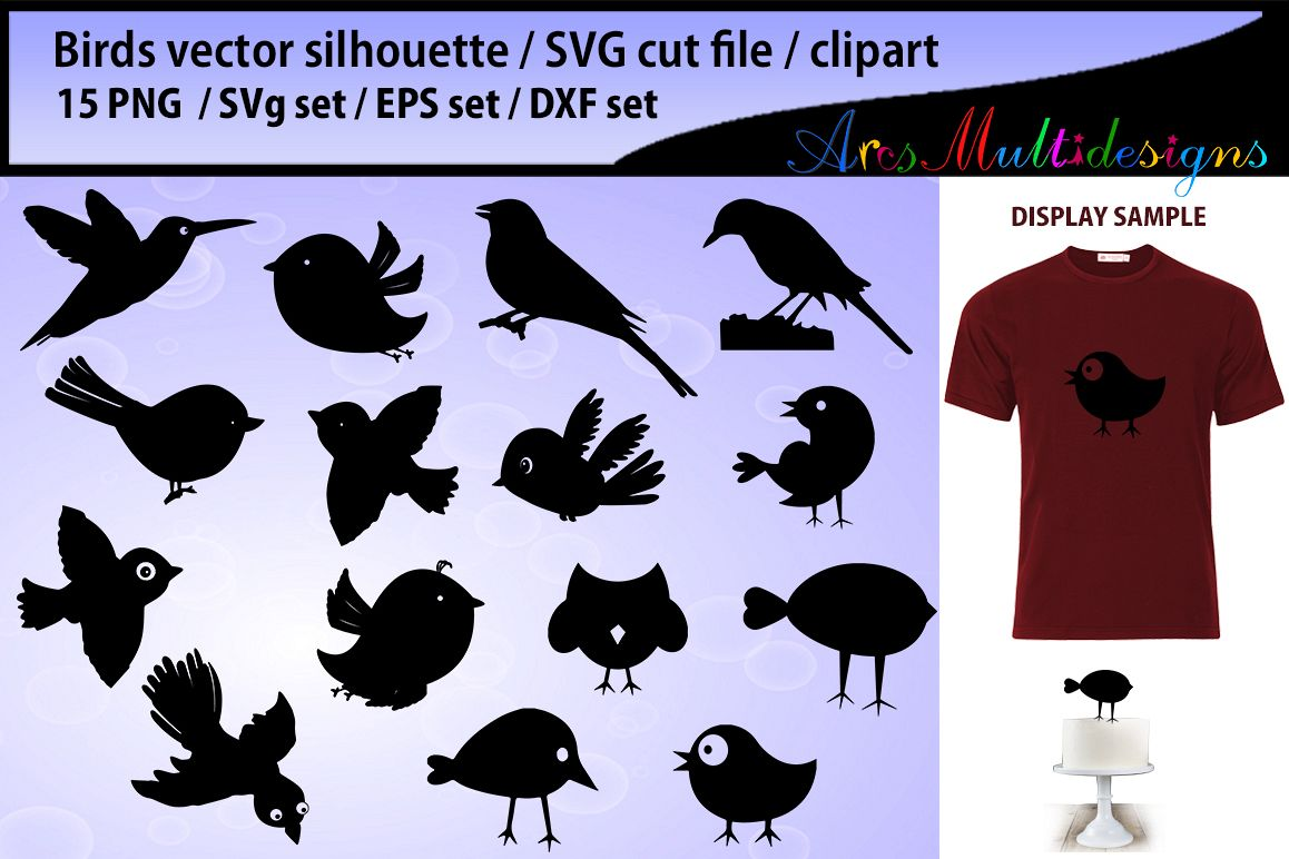 1158x772 Birds Svg Silhouette Bird Silhouette Svg Cute Bird Vector