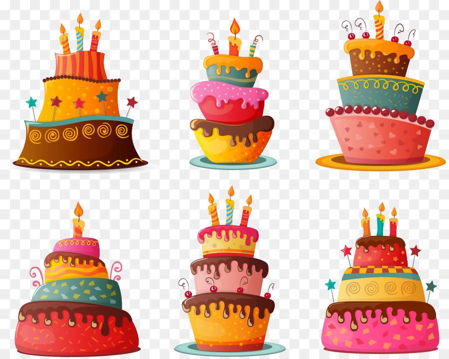 900x720 Download Birthday Cake Cupcake Chocolate Cake Vector Cartoon