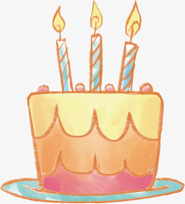650x715 Birthday Cake Vector, Birthday Vector, Cake Vector, Cake Clipart