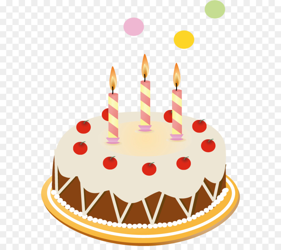 900x800 Png Birthday Cake Vector Material Png Download