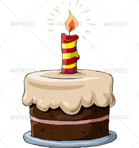 590x629 Realistic Graphic Download D Unique Of Birthday Cake Vector Free