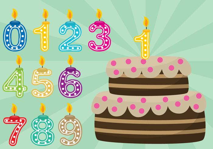 700x490 Birthday Cake Free Vector Art