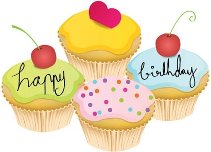 410x297 Lovely Little Birthday Cake Vector Free Vector In Adobe