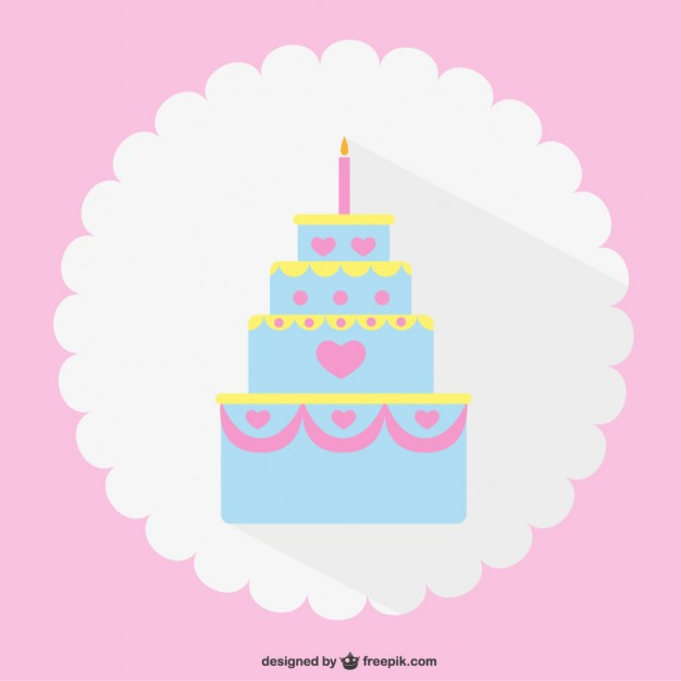 626x626 Minimalist Wedding Cake Vector Free Vector Download In .ai, .eps
