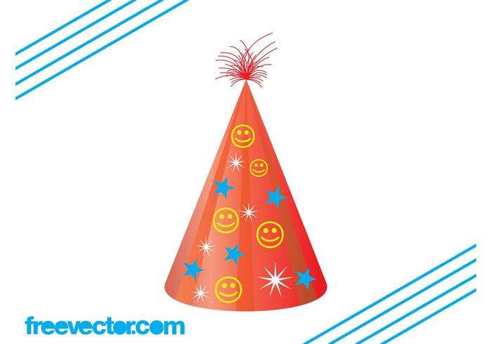 700x490 Party Hat Graphics