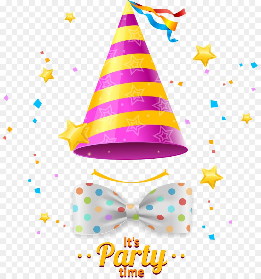 900x960 Party Hat Birthday