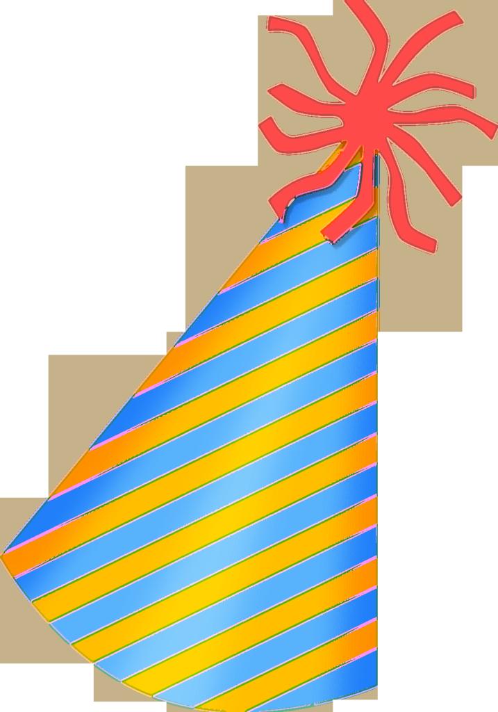 717x1024 Png Vector Birthday Hat