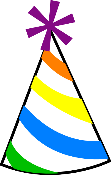 378x599 Birthday Hat Transparent Png Pictures