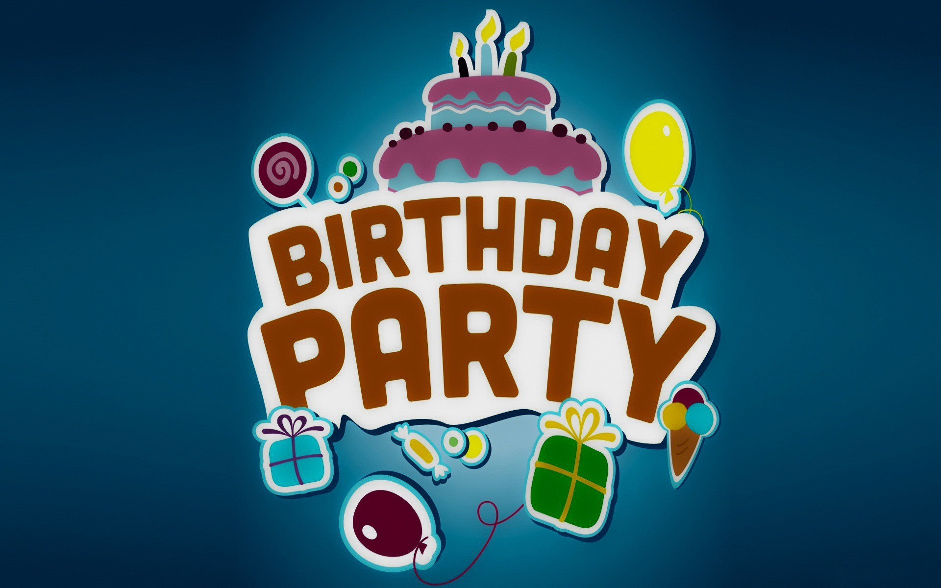 1920x1200 Birthday Party Wallpapers On Wallpaperplay