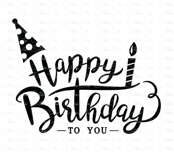 Birthday Vector At Getdrawings Com Free For Personal Use Birthday