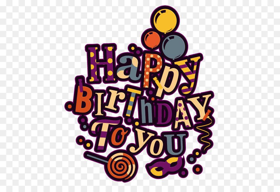 900x620 Happy Birthday To You Clip Art