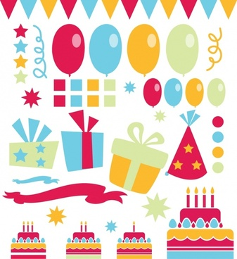 337x368 Birthday Free Vector Download (1,095 Free Vector) For Commercial