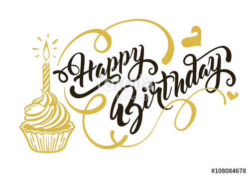 500x354 Happy Birthday, Vector Stock Image And Royalty Free Vector Files