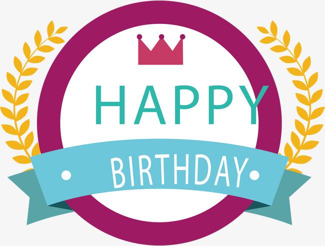 650x492 Happy Birthday Vector, Birthday Vector, Birthday Clipart, Wheat