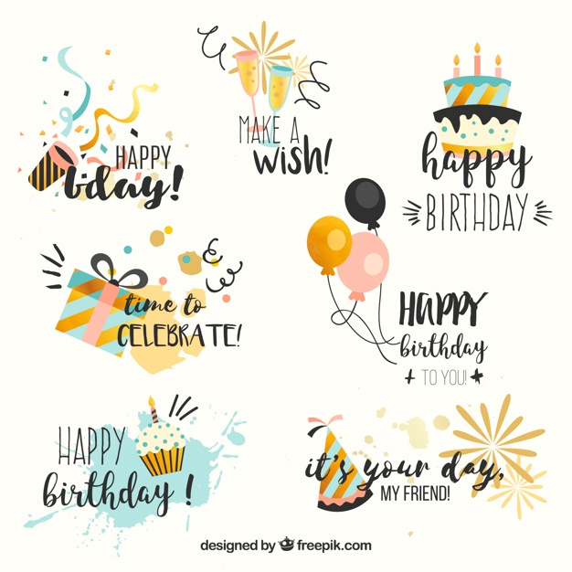 626x626 Happy Birthday Vectors, Photos And Psd Files Free Download