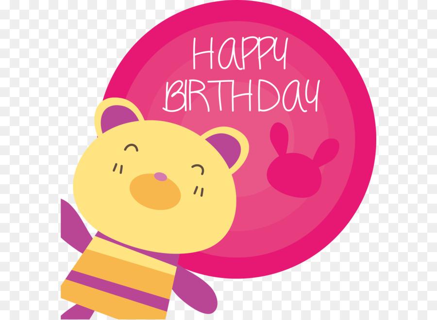 900x660 Happy Birthday Vector Png Download