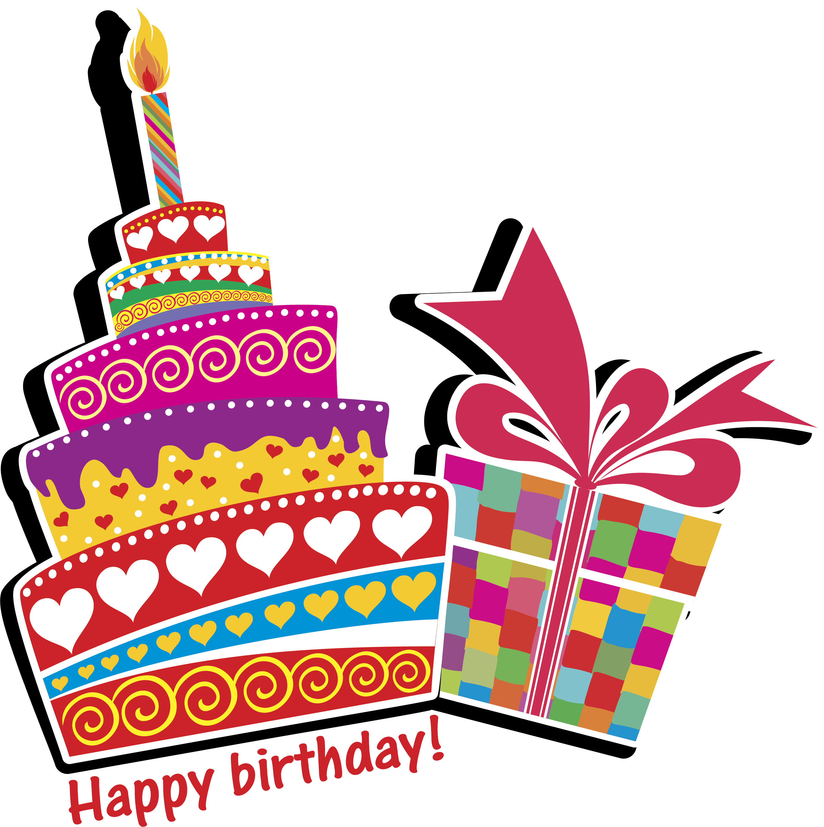 Birthday Vector Free