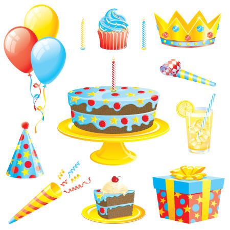 450x450 Free Birthday Vectors By Freeiconsdownload