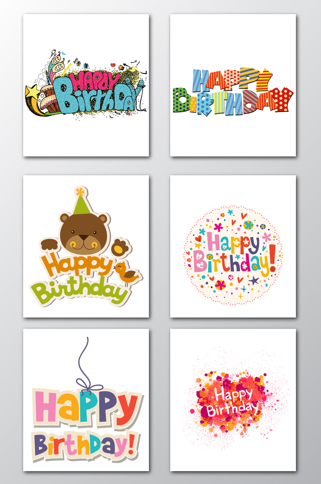 1024x1540 Birthday Vector] Png Images,vector And Psd Free Download