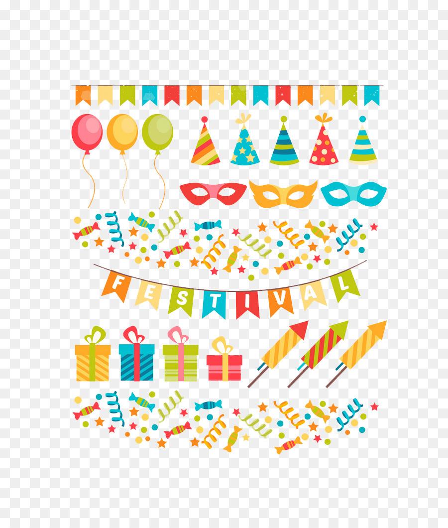 900x1060 Party Birthday Clip Art