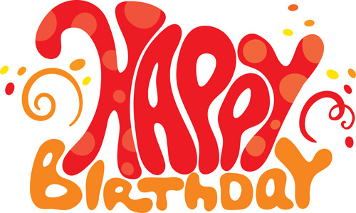 500x299 Happy Birthday Free Vector Download (5,283 Free Vector) For