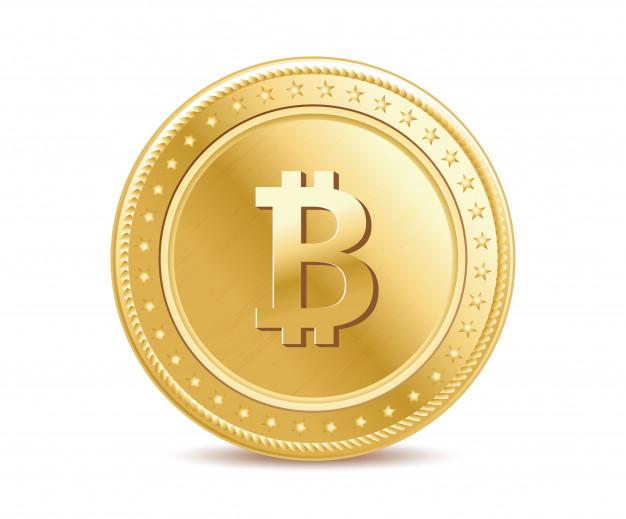 626x519 Realistic Golden Bitcoin Vector Premium Download