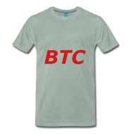 190x190 Btc Bitcoin (Vector Image) By Johnnyutah Spreadshirt