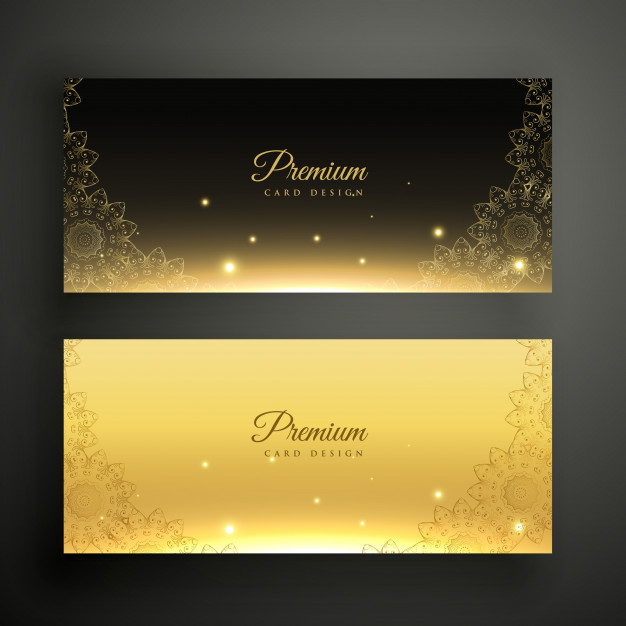 626x626 Golden Banner Vectors, Photos And Psd Files Free Download