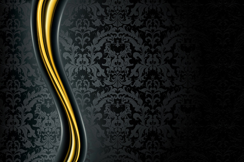 500x333 Luxury Gold Background Ai Free Vector Download (80,476 Free Vector