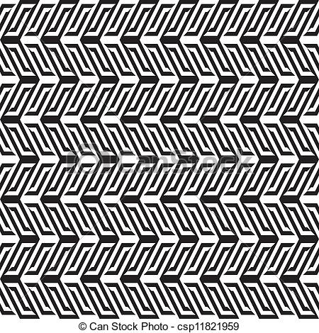 450x470 Abstract Black Amp White Pattern 1.