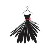 160x160 Little Black Dress Stock Image And Royalty Free Vector Files On