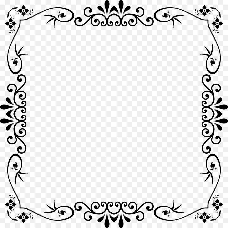 900x900 Download Borders And Frames Clip Art Frame Vector