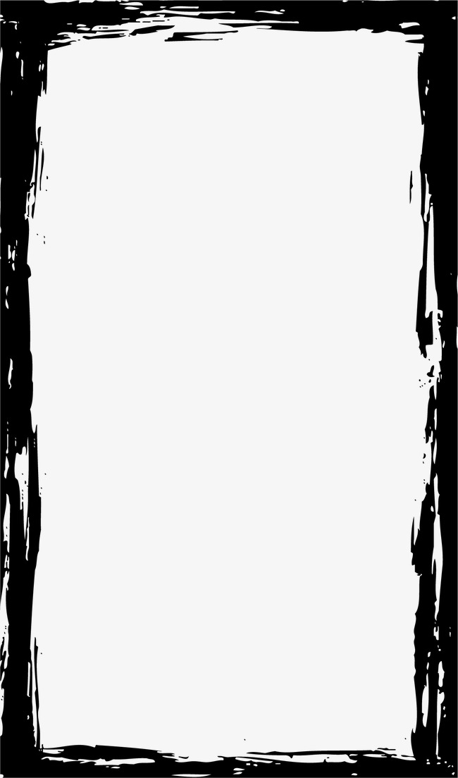 650x1104 Graffiti Border Vector Retro, Graffiti, Frame, Vector Png And