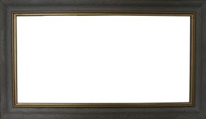 300x174 Black And Gold Picture Frame Vector Photo Free Download