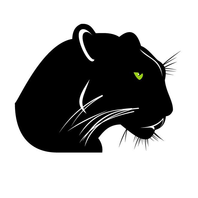 black panther vector at getdrawings com free for personal use