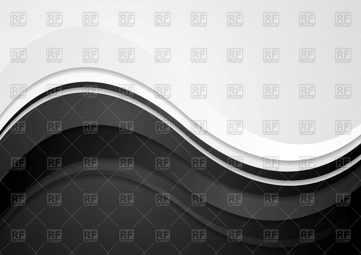 1200x848 Abstract Black Wave Vector Image Vector Artwork Of Backgrounds